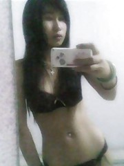 Picture collection of sexy amateur Asian babes