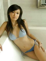 Photo gallery of amateur kinky sexy wild Asian girlfriends