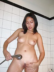 Photo gallery of various amateur naughty Oriental girlfriends