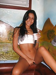 Picture collection of amateur kinky wild Mexican bitches
