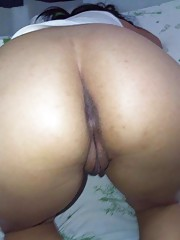 Picture collection of an amateur sexy wild cocksucking Spanish babe