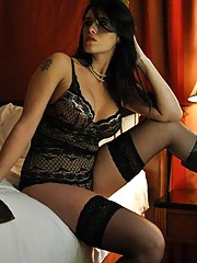 Picture collection of an amateur sexy naughty Spanish chica
