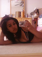Picture collection of an amateur naughty Latina hottie