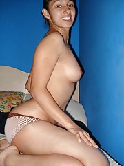 Photo gallery of two amateur kinky Spanish girlfriends