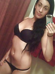Picture gallery of an amateur gorgeous Latina