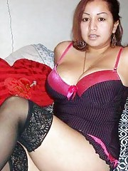 Picture gallery of steamy hot amateur sexy Latina girlfriends