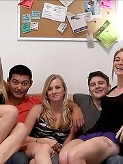 Hot dorm room sex movies