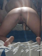 Compilation of a hardcore girlfriend stuffed in her ass