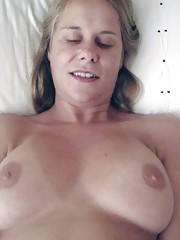 Picture collection of an amateur sleazy chick getting her ass stuffed