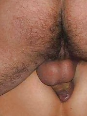 Picture collection of an amateur hardcore babe enjoying anal