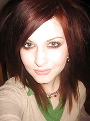 Picture collection of a group of steamy hot alternative chicks