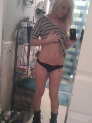 Picture collection of amateur tattooed and pierced punk bitches