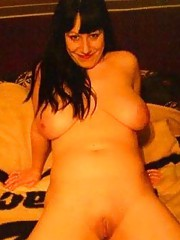 Picture selection of an amateur sexy horny cocksucking gothic slut