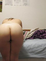 Compilation of a naughty BBW teasing her boyfriend