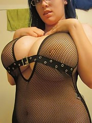 Gallery of hot and naughty chubby girlfriends posing