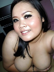 ompilation of a BBW GF self-shooting in the nude