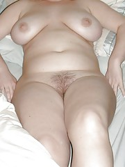 Horny naughty plumper posing for her boyfriend