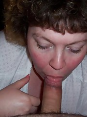 Steamy hot wild horny cocksucking chunky slut
