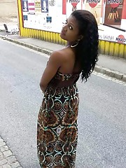 Picture collection of sexy amateur black hotties