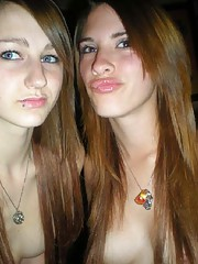 Picture collection of kinky sleazy amateur lesbian lovers