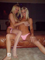 Picture collection of amateur naughty hardcore lesbo blondies