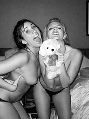 Picture collection of kinky playful amateur lesbians