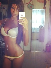 Amateur selfpics gallery of gorgeous non-nude GFs