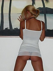 Picture collection of a steamy hot amateur sexy non-nude chick