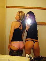 Photo gallery of amateur sexy hot non-nude girlfriends