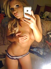 Collection of kinky amateur girlfriends selfshooting at home