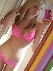 Photo gallery of a group of amateur kinky hotties