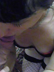 Picture compilation of amateur naughty cocksucking babes