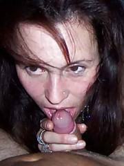 Picture collection of an amateur naughty hardcore cocksucking babe