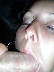 Photo gallery of naughty hardcore amateur blowjobs