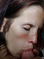 Picture collection of a group of amateur horny wild cocksucking girlfriends