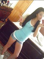Compilation of amateur girlfriends selfshooting at home