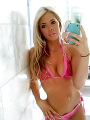 Hot picture collection of sexy amateur chicks camwhoring