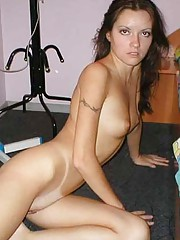 Picture selection of hot selfpics of sexy amateur hotties