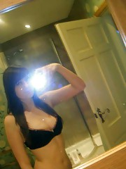 Picture collection of an amateur sexy babe camwhoring