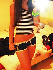 Picture collection of steamy hot amateur babes posing